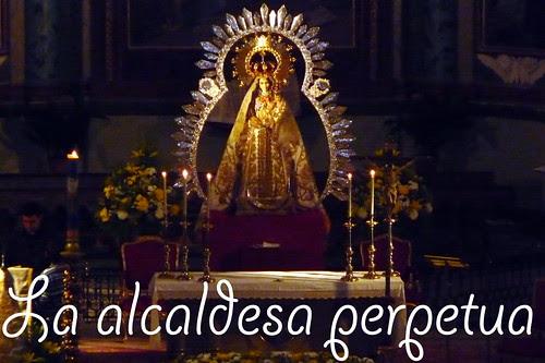 Virgen del Rosario, copatrona de Valdemoro