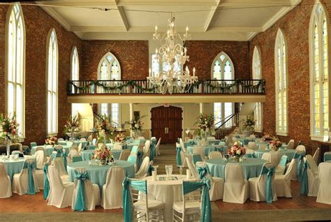 Wedding Location Saint Thomas Preservation Hall Wilmington