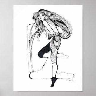 Jolly Girl - Mas Alegre que Nunca Posters