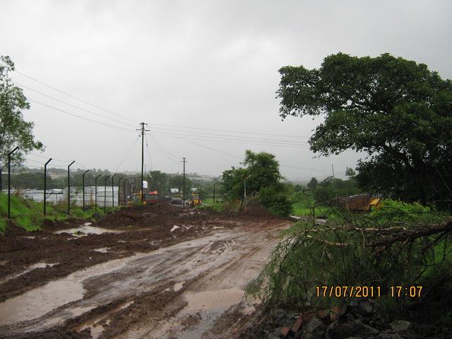 At the corner of Mont Vert Vesta Urawade Pirangut Pune 412 108