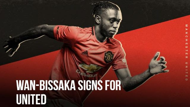 Aaron Wan-Bissaka Resmi Berseragam Manchester United