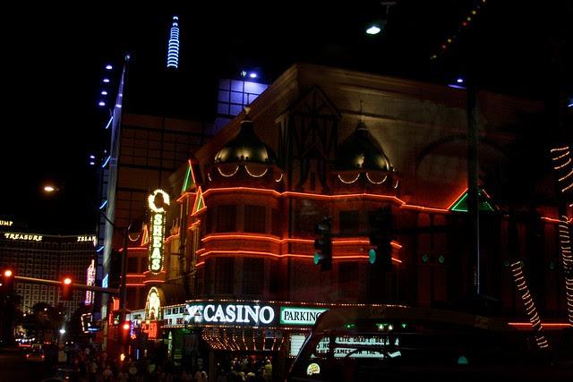 O'Sheas & Imperial Palace, Las Vegas
