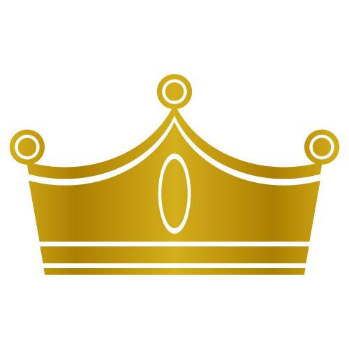 王冠のイラスト ただ絵net 無料商用可aiファイルも取り扱う