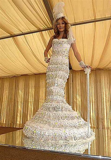 kata meeta photos: World's Most Expensive Wedding Dress