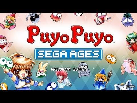 Sega Ages Puyo Puyo Review | Gameplay