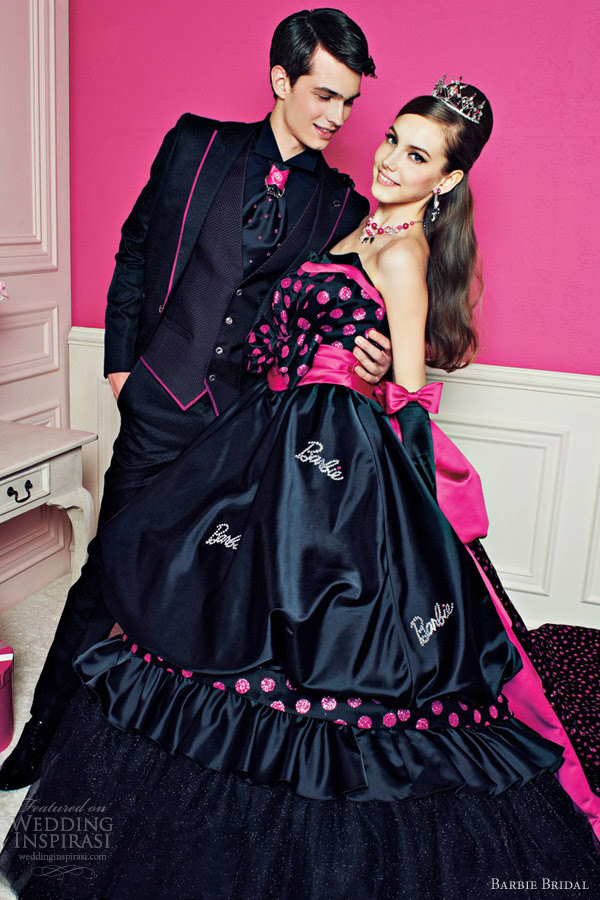 Barbie Bridal 2017 Wedding Dresses