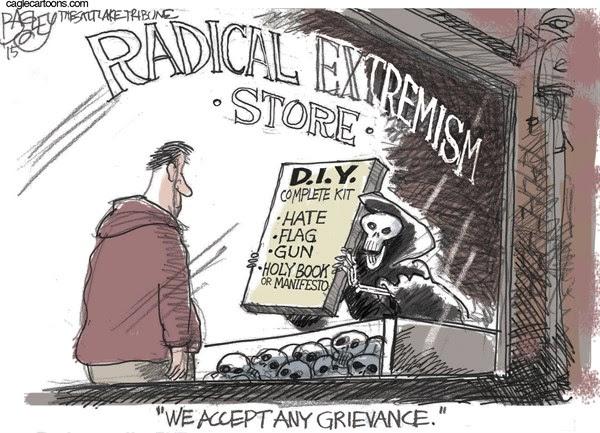 Image result for campus radicalization cartoons
