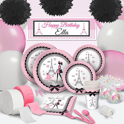 Paris Birthday Party Ideas My Practical Birthday Guide