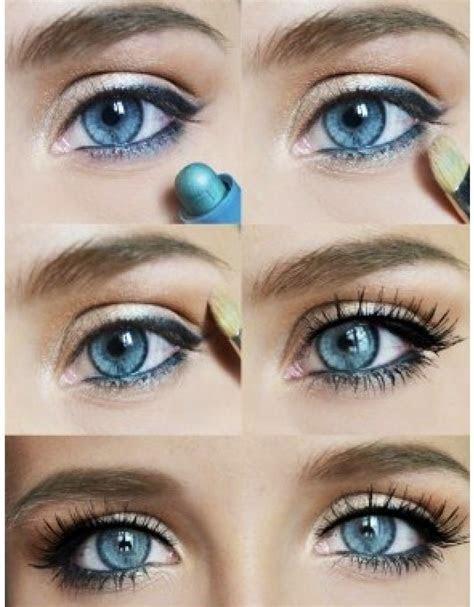 17 Best ideas about Blue Eyed Makeup on Pinterest   Blue