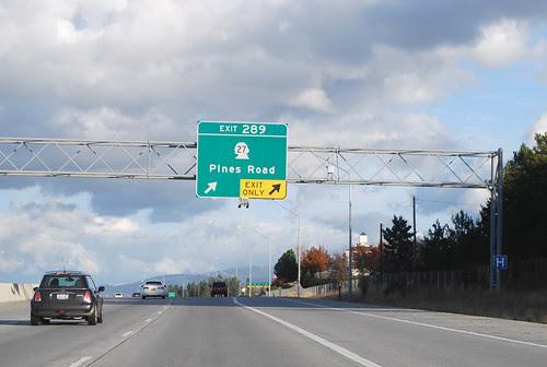 I-90 @ SR 27