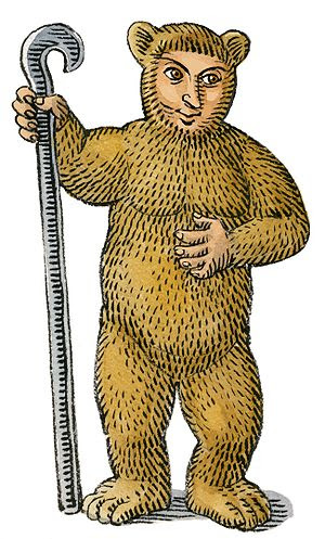 Jean de l'Ours, personnage du folklore européen