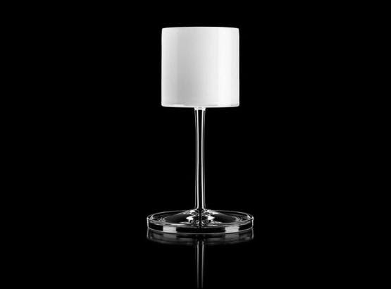 functional crystal glass collection Swedish style