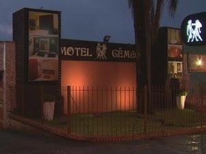 Funcionária de motel é estuprada em assalto na Zona Sul de Porto Alegre (Foto: Reprodução/RBS TV)