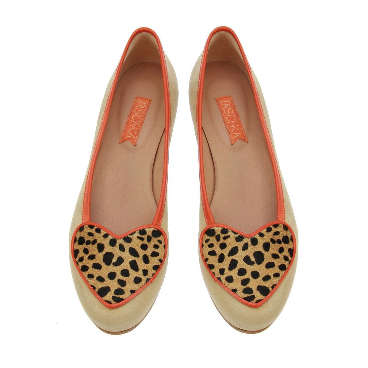 ORY Nude/Coral/Cheetah