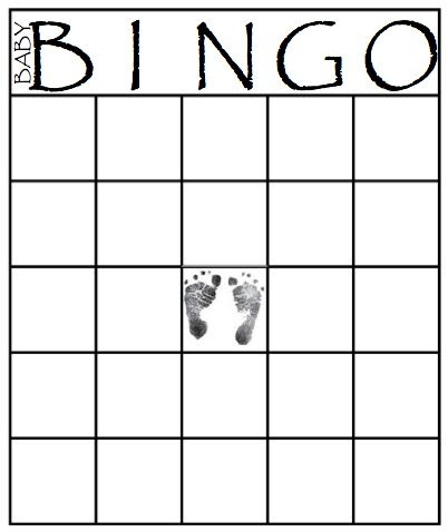 1000+ ideas about Baby Shower Bingo on Pinterest | Baby showers ...