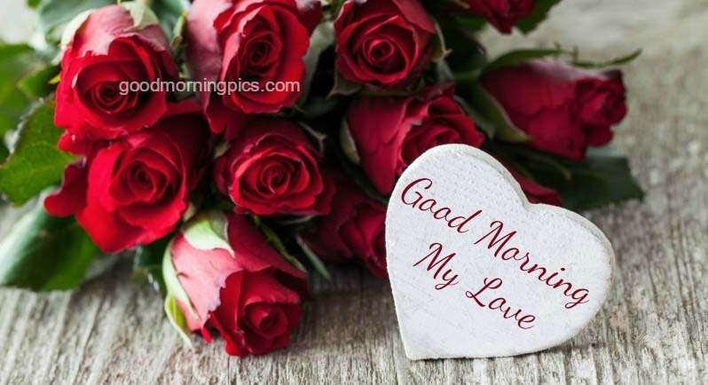 Good Morning My Love Goodmorningpicscom