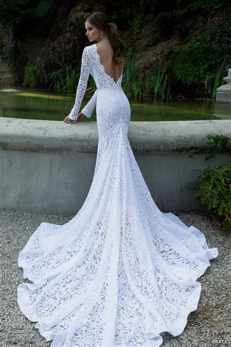 Berta Bridal Winter 2014 ? Long Sleeve Wedding Dresses