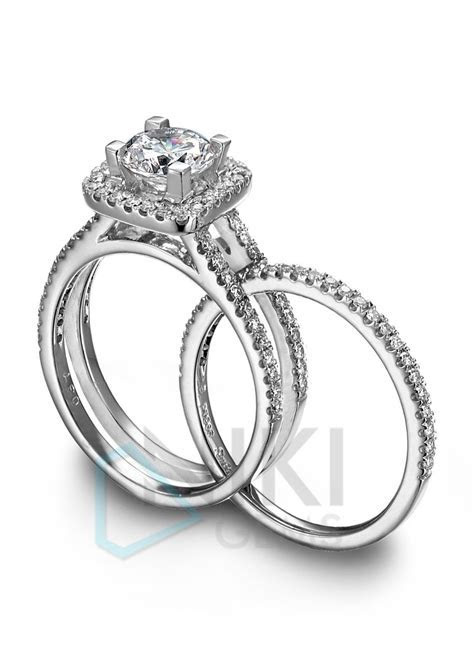 Wedding Band Fits In Engagement Ring   Engagement Ring USA