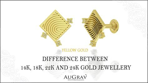 difference       gold jewellery