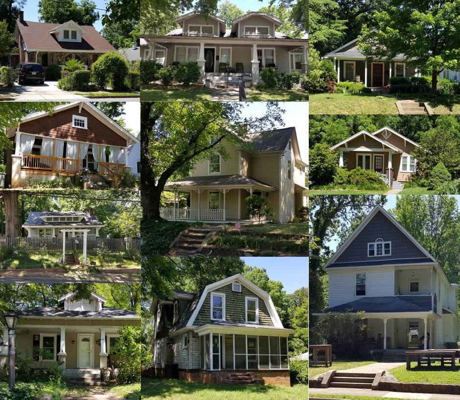 Neighborhood Histories