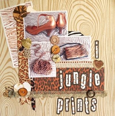 I Love Jungle Prints