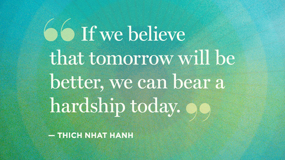 Thich Nhat Hanh Quotes Calm