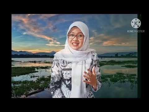 Nur Sasiati Mendongeng Asal Muasal Sungai Serayu