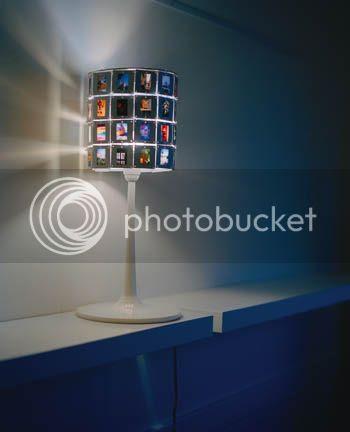 Slide Lamp
