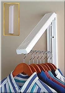 Amazon.com - Arrow Hanger AH12/R Instahanger Clothes Hanging System -