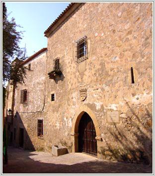 Casa natal de Francisco de Orellana