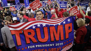 Trump steps into void left by what Republican Party destroyed