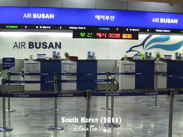 Jeju Airlines - Air Busan