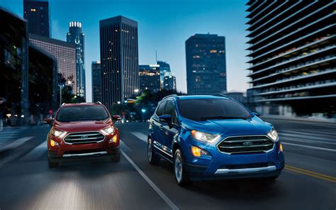 ford ecosport review hickory nc cloninger ford