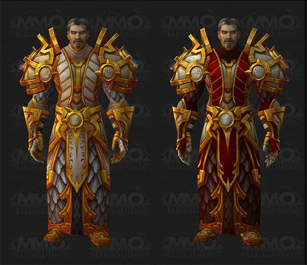 Legion - Paladin Tier 19 Armor Sets, Survival Hunter Artifact Intro, Tweets - Page 3