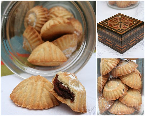 Ma'amoul Biscuits