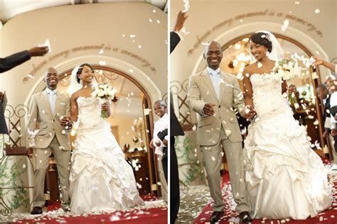 Top Billing's Lorna Maseko wedding pictures finally