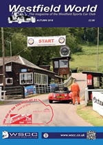 Westfield Sports Car Club - Membership