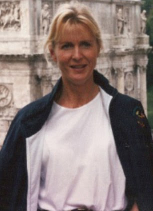 Jill Thornton aged 44