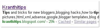 adding meta tags to blogger
