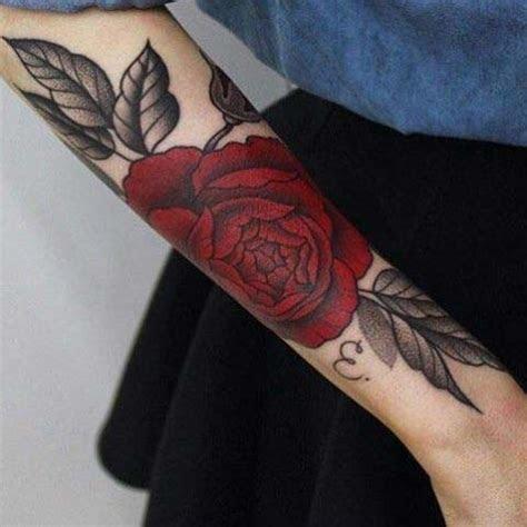 beautiful rose tattoo ideas  women page