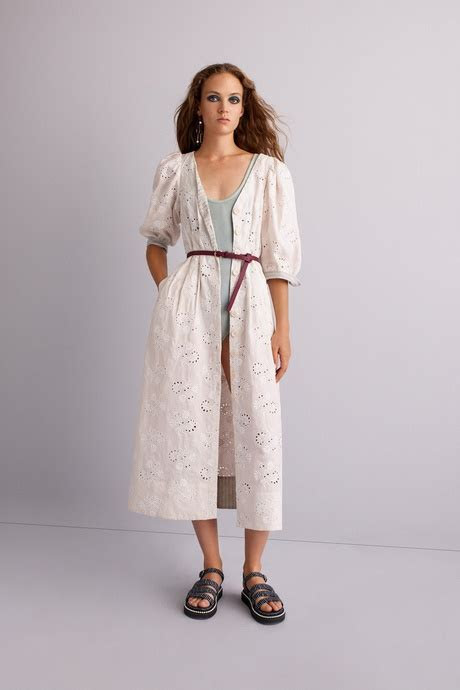 Collection robe ete 2018
