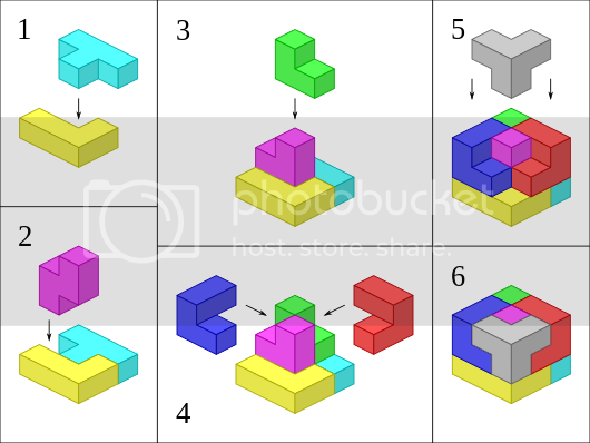 Dmitry Fomin's Some Cube solution image