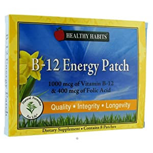 Vitamin B12 Patch (8 Patches)
