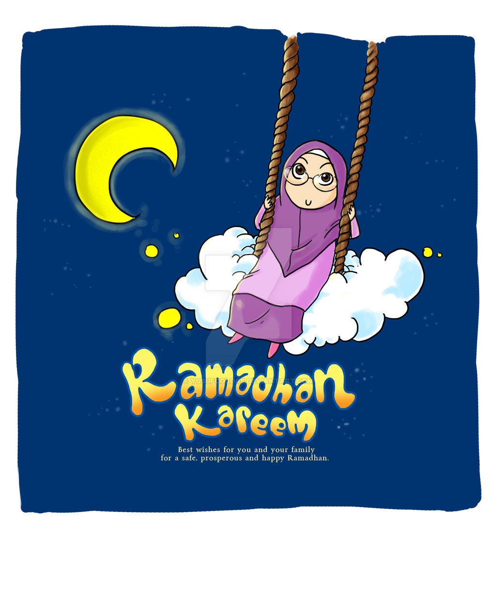 Ramadhan Kareem by yusufcolors on DeviantArt