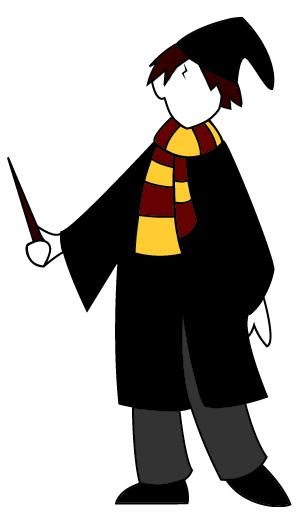 harry potter logo. Harry Potter Logo Digital Art