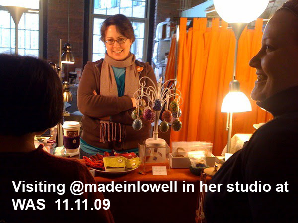 Made in Lowell - in studio