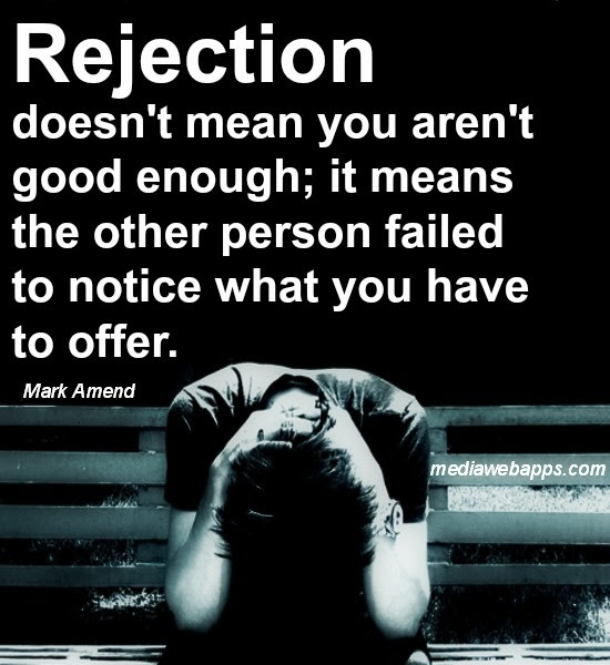 Relationship Rejection Quote Quote Number 600039 Picture Quotes