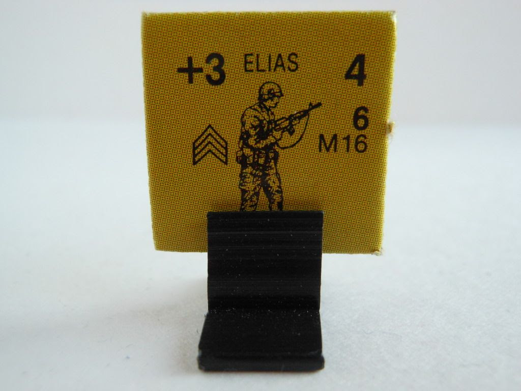 Platoon board game Elias piece