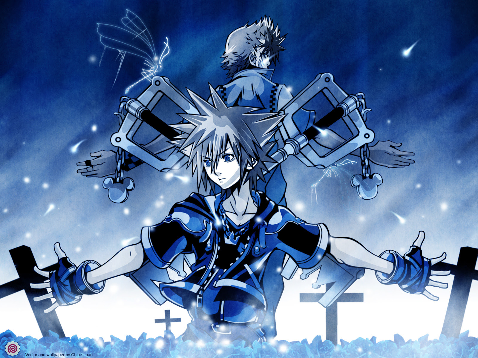 Kingdom Hearts Wallpaper Hd Iphone Easy Crafts Jewelry
