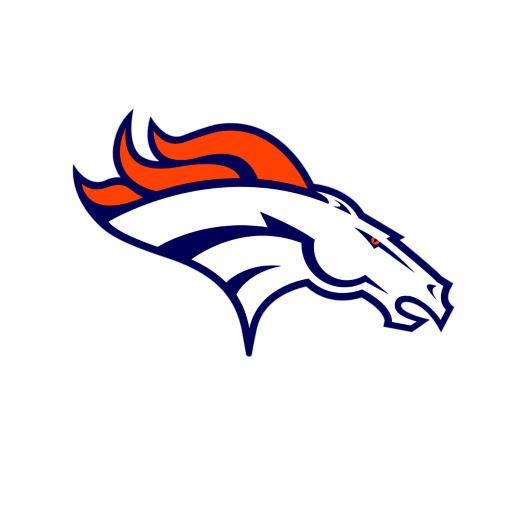 Free Denver Broncos Logo Stencil Download Free Clip Art Free Clip